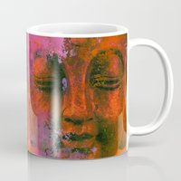 meditation Mugs featuring Meditation by zAcheR-fineT