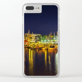 """""""Annapolis, MD"""" Clear iPhone Case"""