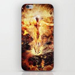 Ember. iPhone Skin