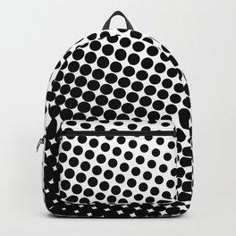 Black and White Pattern I Backpack
