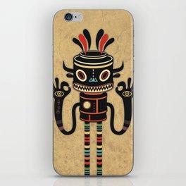Tribe Gathering iPhone Skin