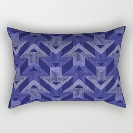 Op Art 99 Rectangular Pillow