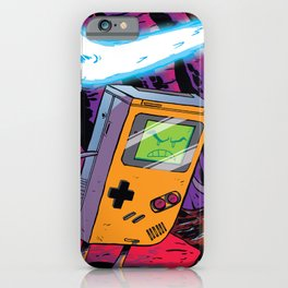 The Legend of Gameboy iPhone Case