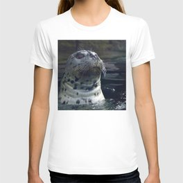 Happy Leopard Seal T-shirt
