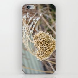 Hearts of Yarrow iPhone Skin