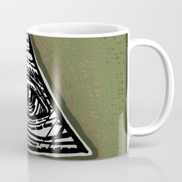 Eye of Providence Coffee Mug