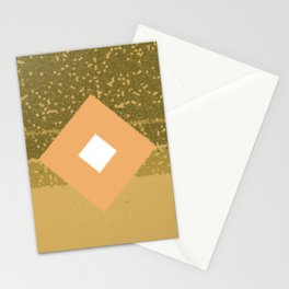 A Radiant Bad Day, In Various Shapes of Decay Stationery Cards