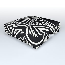 Mimbres Pottery Outdoor Floor Cushion