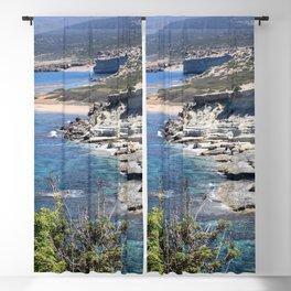Akamas Peninsula Blackout Curtain