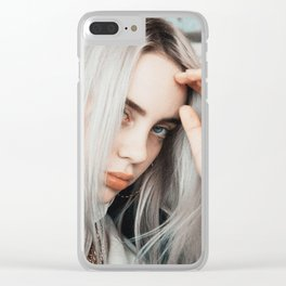 Billie Eilish Clear iPhone Case