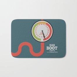 Das Boot - U-boot 96 - Alternative Movie Poster Bath Mat
