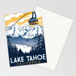 lake tahoe california Stationery Cards