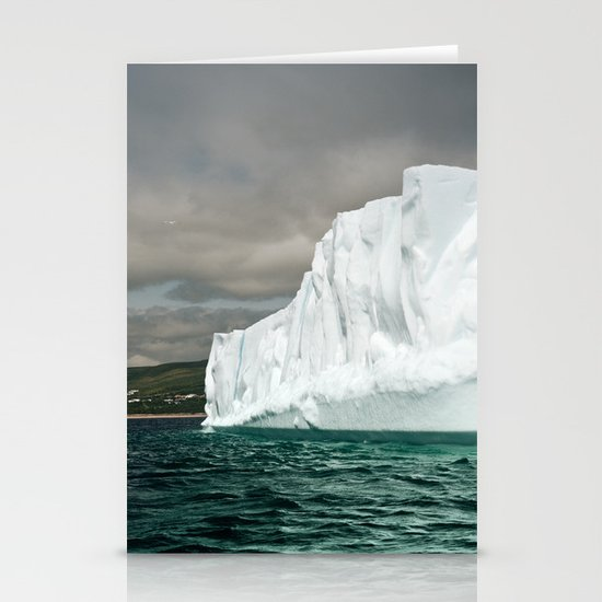 Northern Visitor Stationery Cards