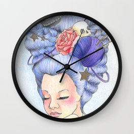 Personal Excess Wall Clock