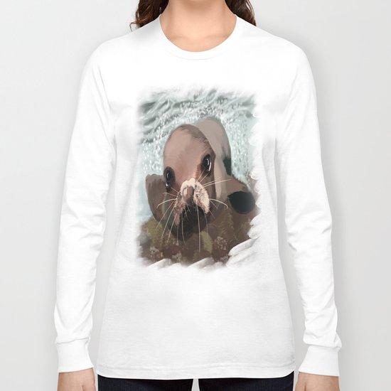 Tête-à-tête Long Sleeve T-shirt
