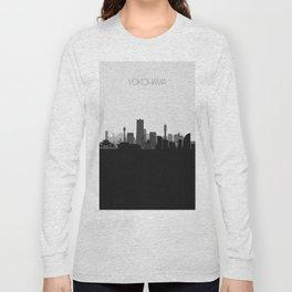 City Skylines: Yokohama Long Sleeve T-shirt