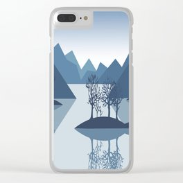 My Nature Collection No. 47 Clear iPhone Case