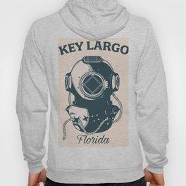 Key Largo Flordia Hoody