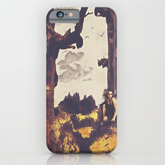 Dollhouse Forest Fantasy iPhone & iPod Case