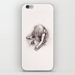 Ruby and the Rat iPhone Skin