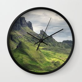 View of the Quiraing Wall Clock