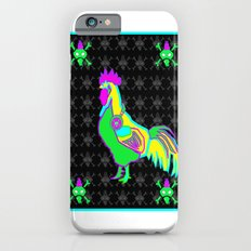 dubstep rooster iPhone 6s Slim Case