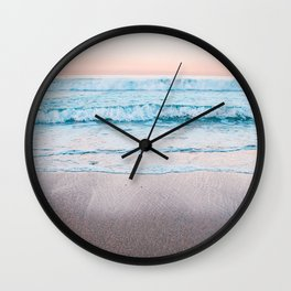 Ocean pastel Mood Wall Clock
