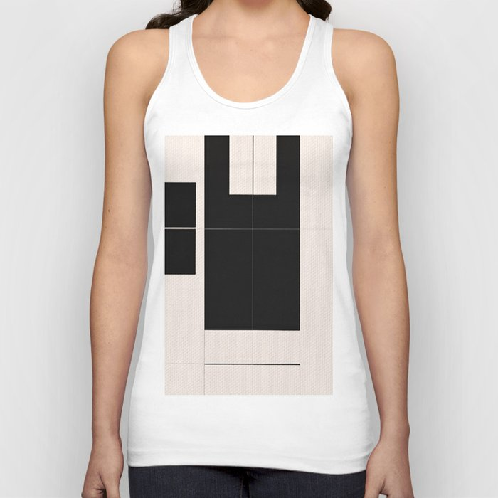 Simple Connections 4 Unisex Tanktop