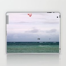 Let's Go Fly a Kite...In The Ocean Laptop & iPad Skin