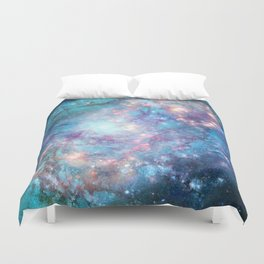 Abstract Galaxies 2 Duvet Cover