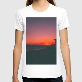 Sunset Beach CA T-shirt