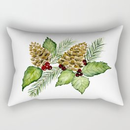 Pine For Me Rectangular Pillow