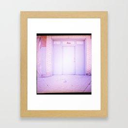 1000 [Lo-Fi] Framed Art Print