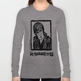 Ray Manzarik  Long Sleeve T-shirt