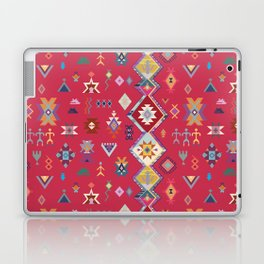 KILIM NO.1 IN DESERT MAGENTA Laptop & iPad Skin