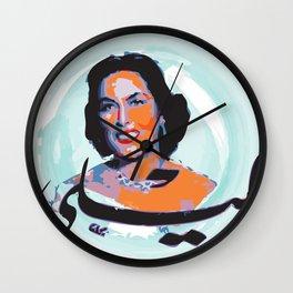 Laila Mourad Wall Clock