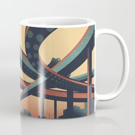 Urban Wildlife - Octopus Coffee Mug