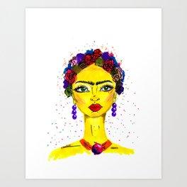 No. 10 Art Print