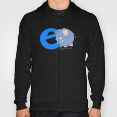 e for elephant Hoody