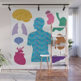 Human Body_C Wall Mural