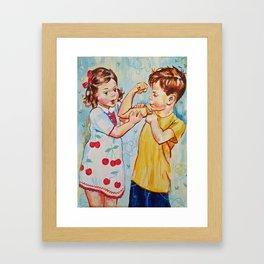 Childrens  Framed Art Print