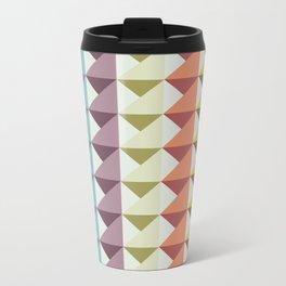Abstract Shapes Travel Mug