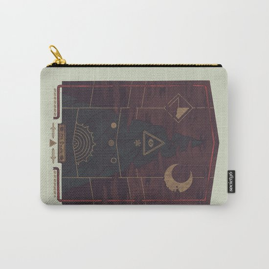 Mount Death Carry-All Pouch