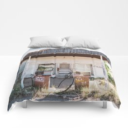 West Texas Station Comforters
