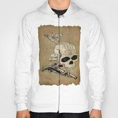 Skull Two Hoody