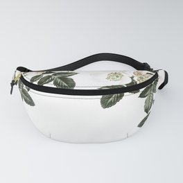 Blackberry Spring Garden - Birds and Bees Floral II Fanny Pack