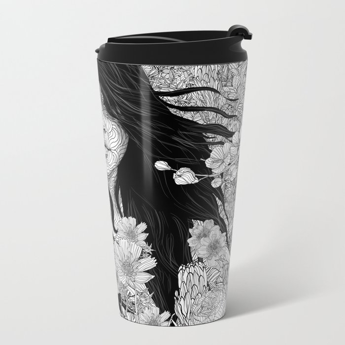 Summer Romance Travel Mug