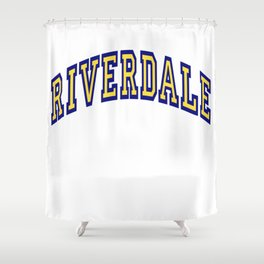 riverdale Shower Curtain