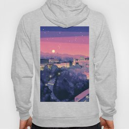 Pixel City 3 Hoody