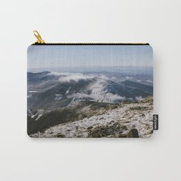 Cannon Mountain from Mt. Lafayette Carry-All Pouch